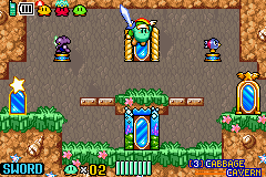 Kirby & the Amazing Mirror - GAME - User Screenshot